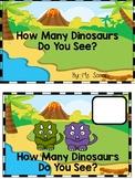 Dinosaur Counting_Interactive Book