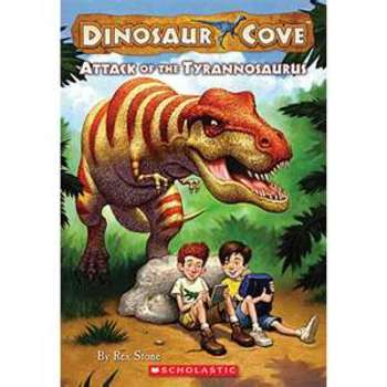 Dinosaur Cove- Attack of the T-Rex