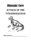 Dinosaur Cove - Attack of the Tyrannosaurus - Vocabulary +