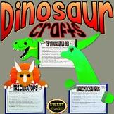 Dinosaur Craft Activities
