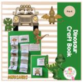 Dinosaur Craft Book