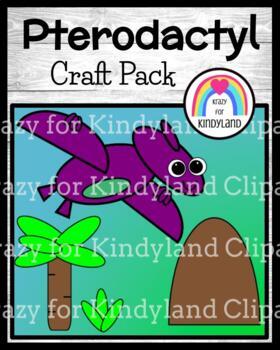 Dinosaur Craft: Pterodactyl