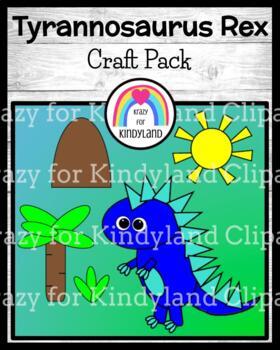 Dinosaur Craft: Tyrannosaurus Rex