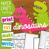 Dinosaur Craftivity