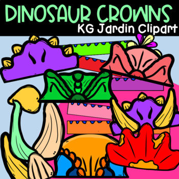 Build Your Own Dinosaur Crowns