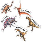 Dinosaur Cut-Outs