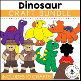 Dinosaur Crafts Bundle