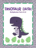Dinosaur Dash Multiplication