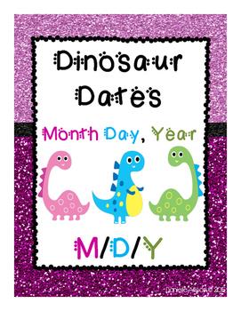 Dinosaur Dates -- Manipulating Short & Long Dates