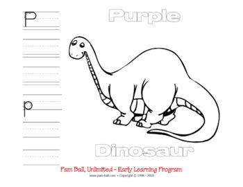 Dinosaur Days Thematic Unit