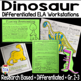 Dinosaur Differentiated Reading Centers