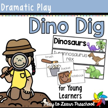 Dinosaur Dramatic Play