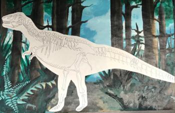 Dinosaur Dig & Research Project-Junior Level- MidnightStar