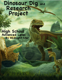 Dinosaur Dig & Research Project- MidnightStar