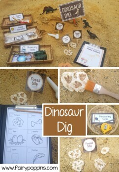 Dinosaur Dig (Role Play)