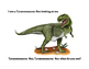 Dinosaur, Dinosaur What Do You See?