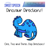 Dinosaur Directions!