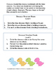 Dinosaur Directions and Sentence Comprehension Activities