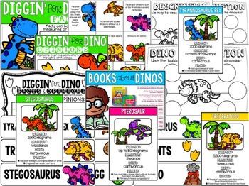 Dinosaur Discovery {Activity Unit}