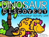 Dinosaur Discovery {Activity Unit}