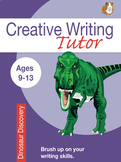 Dinosaur Discovery: Brush Up On Your Writing Skills (9-13 years)