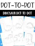 Dinosaur Dot to Dot 1-10 and 1-20