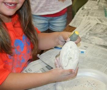 Dinosaur Egg Fossil Replicas (4 pack)