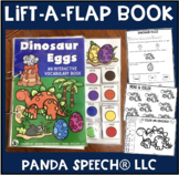 Dinosaur Eggs: An interactive & adaptive book
