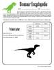 Dinosaur Encyclopedia: Unit Conversion -- - 21st Century Math Project