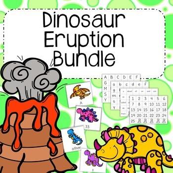 Dinosaur Eruption Bundle