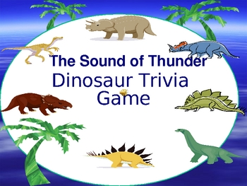Dinosaur Evolution and Extinction Power Point