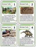 Dinosaur Facts Scavenger Hunt with Differentiation