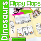Dinosaur Activities Interactive Notebook Lapbook