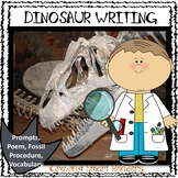 Dinosaur Reading and Writing