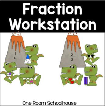 Dinosaur Fractions