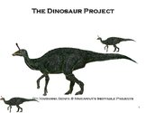 Dinosaur Bundle- interactive lessons and written assessment