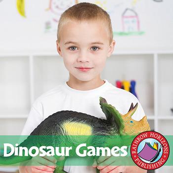 Dinosaur Games Gr. K-2