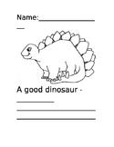 Dinosaur Journal Entry