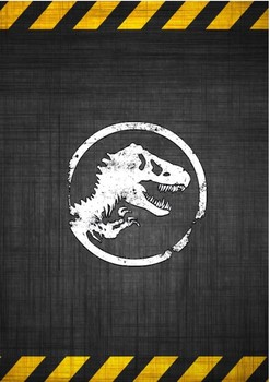 Dinosaur Jurassic Park Themed Classroom Decorations Posters and Printouts