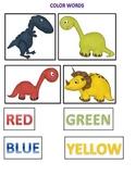 Dinosaur Kindergarten and Pre-K Activity Pack