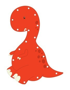 Dinosaur Lacing Cards