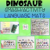 Dinosaur Language Activity Mats (Speech & Language Therapy)