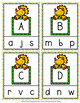 Dinosaur Letter Match Clip Cards