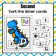 Dinosaur Letter Sort - S