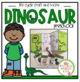 Dinosaur Life Cycle Craft and More