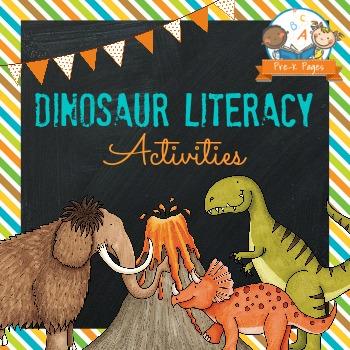 Dinosaur Literacy Activities