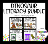 Dinosaur Literacy Unit