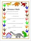 Dinosaur Math!