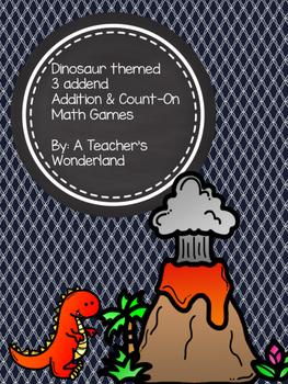 Dinosaur Math Games