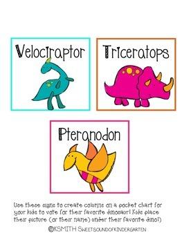 Dinosaur Math Pack!!